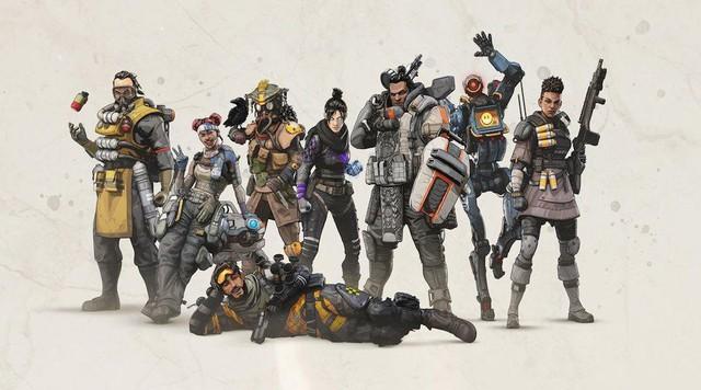 Mạnh tay, nhà phát hành Apex Legends quyết định cấm vĩnh viễn những kẻ chỉ dựa vào đồng đội để thăng cấp - Ảnh 1.