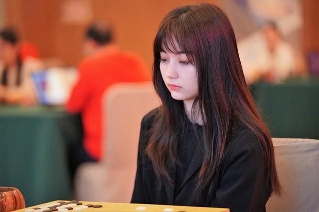 Kỳ thủ cờ vây xinh đẹp nhất Đài Loan: Đẹp như mỹ nữ truyện tranh, lại còn đánh cờ hay - Ảnh 3.