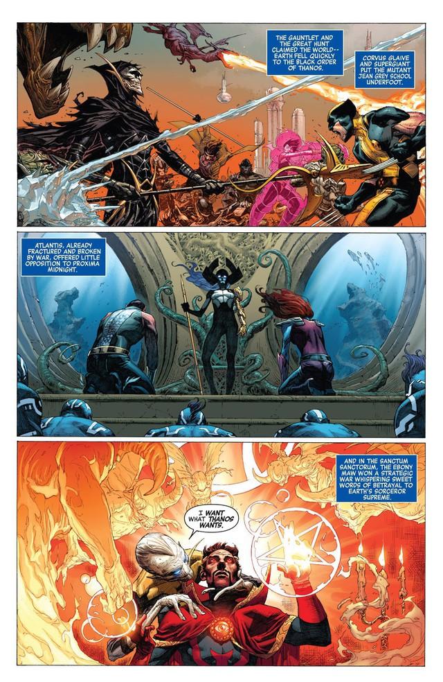 Tự xưng là Kẻ cứu rỗi vũ trụ, nhưng những gì Thanos làm đều là tội ác diệt chủng khiến người người căm ghét - Ảnh 6.
