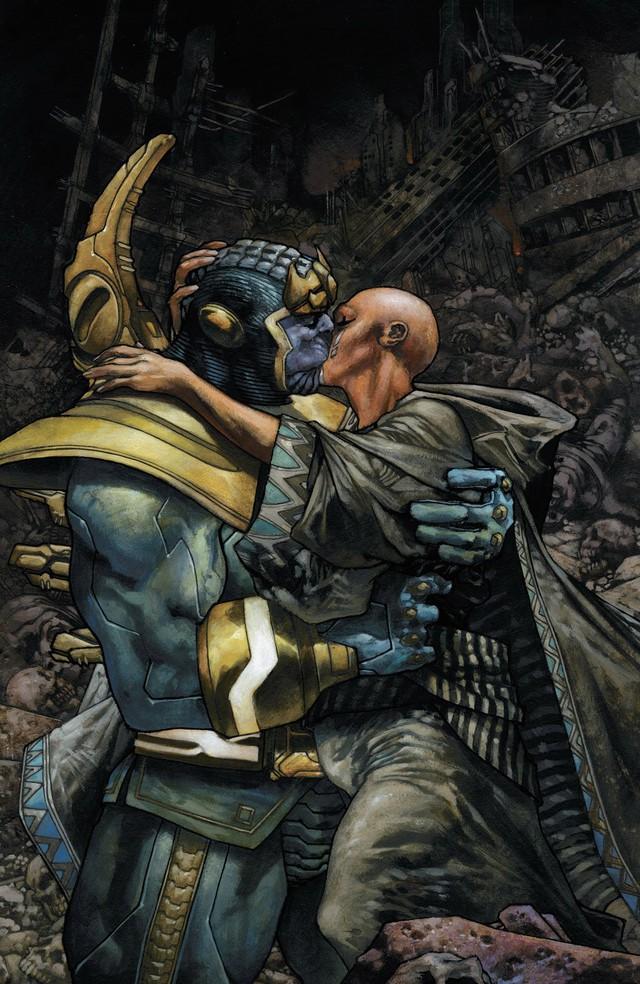 Tự xưng là Kẻ cứu rỗi vũ trụ, nhưng những gì Thanos làm đều là tội ác diệt chủng khiến người người căm ghét - Ảnh 5.