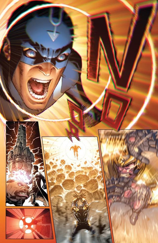 Tự xưng là Kẻ cứu rỗi vũ trụ, nhưng những gì Thanos làm đều là tội ác diệt chủng khiến người người căm ghét - Ảnh 7.
