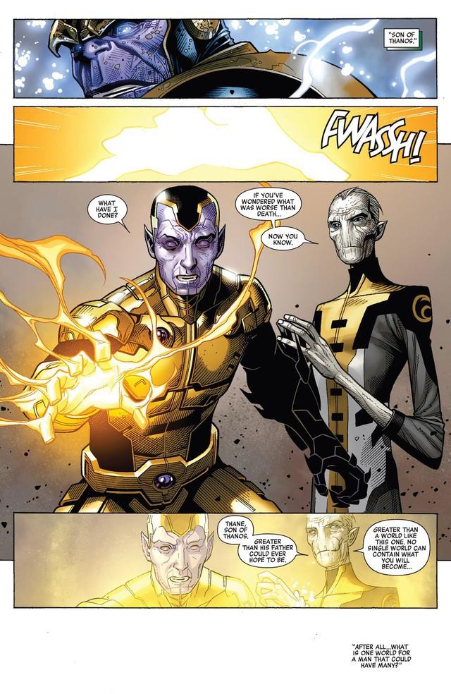 Tự xưng là Kẻ cứu rỗi vũ trụ, nhưng những gì Thanos làm đều là tội ác diệt chủng khiến người người căm ghét - Ảnh 8.