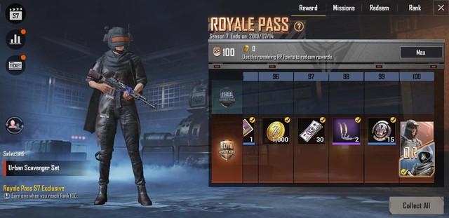 PUBG Mobile: Royale Pass 7 mới khai mở lập tức đã có Rich Kids VN chi tiền triệu hốt hết quà - Ảnh 2.