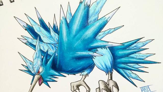 Mãn nhãn với những bức fan art của người hâm mộ về các loài Pokemon khi được chuyển hệ - Ảnh 7.