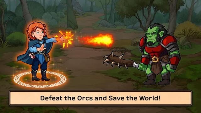 Days of Prophecy - Game mobile nhập vai kinh điển không thể bỏ qua - Ảnh 1.