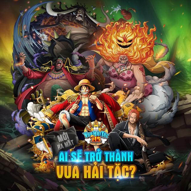 Trải nghiệm Vua Hải Tặc H5, tựa game One Piece đa nền tảng trong ngày đầu ra mắt tại Việt Nam - Ảnh 1.