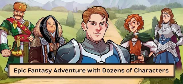 Days of Prophecy - Game mobile nhập vai kinh điển không thể bỏ qua - Ảnh 3.