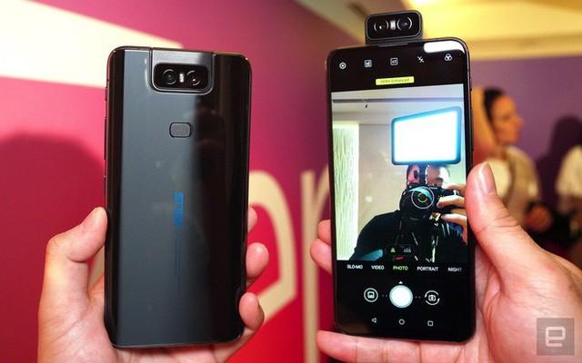 Asus Zenfone 6 chính thức ra mắt, camera xoay lật, Snapdragon 855 nhưng giá khá dễ chịu - Ảnh 5.