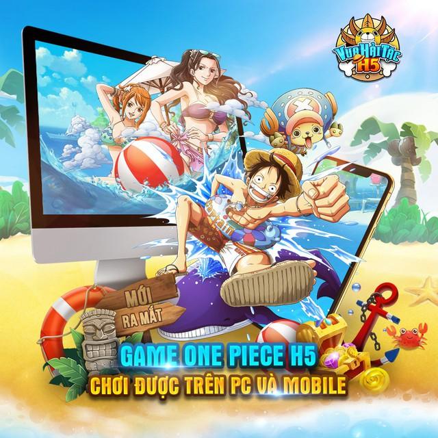 Trải nghiệm Vua Hải Tặc H5, tựa game One Piece đa nền tảng trong ngày đầu ra mắt tại Việt Nam - Ảnh 5.