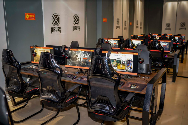 Trải nghiệm VirusX Thanh Hóa, phòng game xịn xò nhất nhì xứ Thanh dành cho game thủ - Ảnh 2.