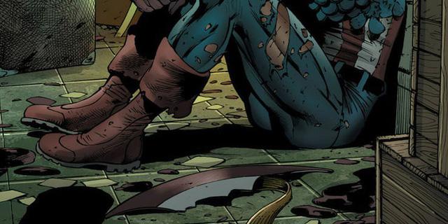 Avengers: Endgame - Không chỉ Thanos, đây là 8 ác nhân đã từng đập vỡ khiên của Captain America - Ảnh 8.