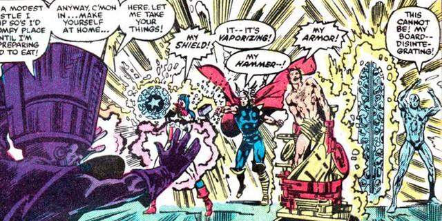 Avengers: Endgame - Không chỉ Thanos, đây là 8 ác nhân đã từng đập vỡ khiên của Captain America - Ảnh 3.