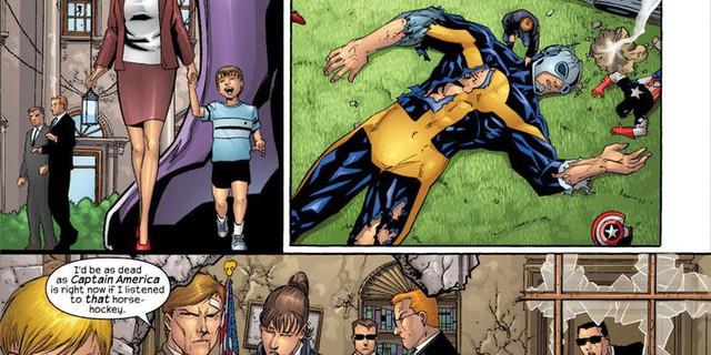 Avengers: Endgame - Không chỉ Thanos, đây là 8 ác nhân đã từng đập vỡ khiên của Captain America - Ảnh 4.