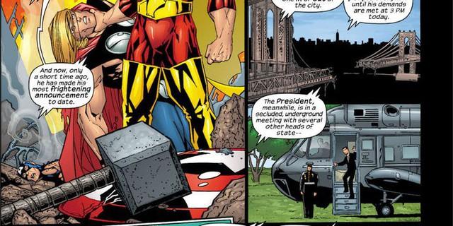 Avengers: Endgame - Không chỉ Thanos, đây là 8 ác nhân đã từng đập vỡ khiên của Captain America - Ảnh 5.