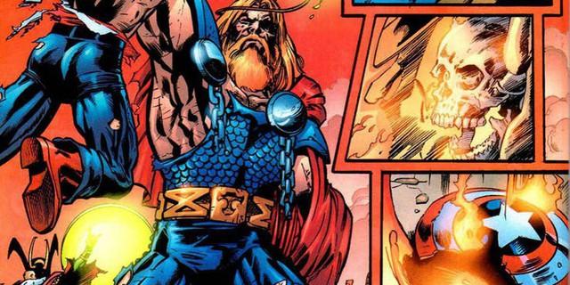 Avengers: Endgame - Không chỉ Thanos, đây là 8 ác nhân đã từng đập vỡ khiên của Captain America - Ảnh 6.