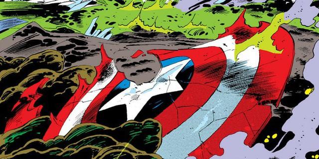 Avengers: Endgame - Không chỉ Thanos, đây là 8 ác nhân đã từng đập vỡ khiên của Captain America - Ảnh 1.