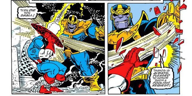 Avengers: Endgame - Không chỉ Thanos, đây là 8 ác nhân đã từng đập vỡ khiên của Captain America - Ảnh 2.