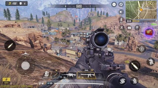 Call of Duty Mobile chắc chắn có chế độ Battle Royale, PUBG Mobile cứ dè chừng - Ảnh 3.