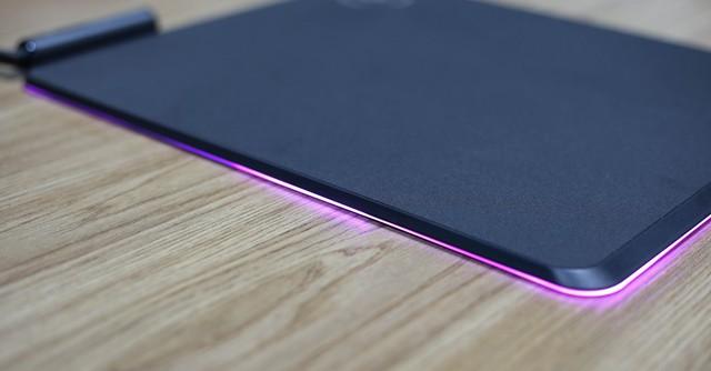 Cận cảnh Asus ROG Balteus Qi - Pad chuột phải sắm cho game thủ dùng smartphone xịn - Ảnh 10.