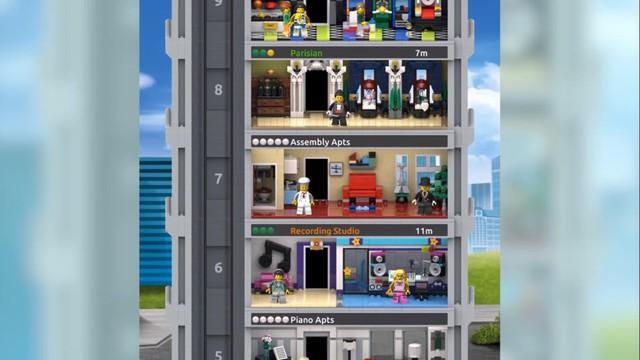 Game tuyệt phẩm LEGO Tower dự kiến được ra mắt vào 1/7 tới - Ảnh 1.