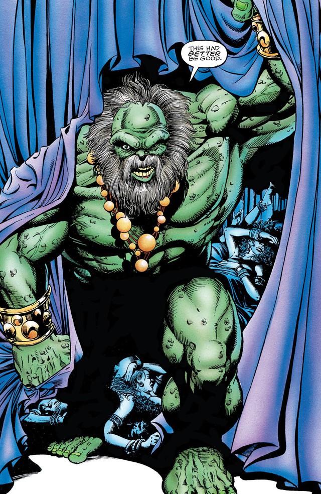 Maestro - Khi tất cả siêu anh hùng đều đã chết và Hulk trở thành kẻ độc tài thống trị thế giới - Ảnh 2.
