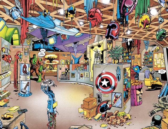 Maestro - Khi tất cả siêu anh hùng đều đã chết và Hulk trở thành kẻ độc tài thống trị thế giới - Ảnh 3.