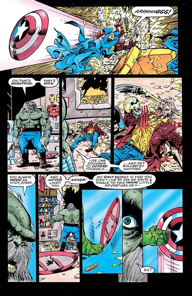 Maestro - Khi tất cả siêu anh hùng đều đã chết và Hulk trở thành kẻ độc tài thống trị thế giới - Ảnh 5.