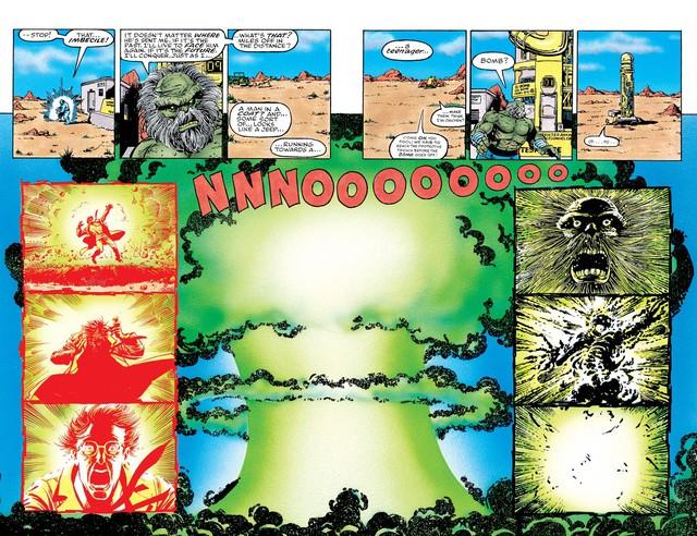 Maestro - Khi tất cả siêu anh hùng đều đã chết và Hulk trở thành kẻ độc tài thống trị thế giới - Ảnh 6.