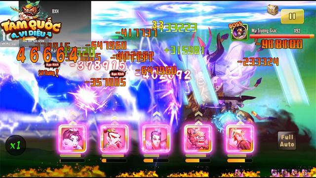 """Cơ chế """"đẩy tướng"""" của Tam Quốc Vi Diệu liệu có đủ sức thỏa mãn các """"con nghiện"""" game chiến thuật? - Ảnh 4."""