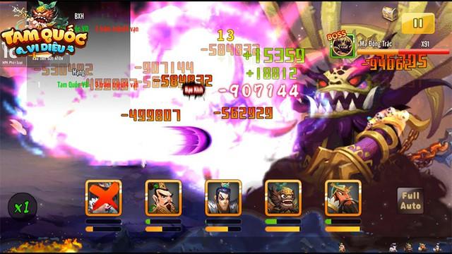 """Cơ chế """"đẩy tướng"""" của Tam Quốc Vi Diệu liệu có đủ sức thỏa mãn các """"con nghiện"""" game chiến thuật? - Ảnh 8."""
