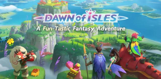 Dawn of Isles - Game mobile nhập vai ấn tượng mới mở thử nghiệm - Ảnh 1.