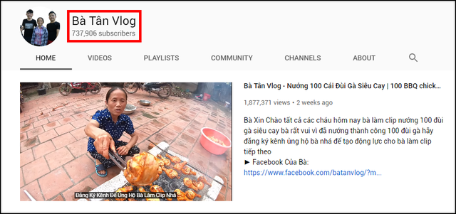 Bà Tân Vlog: Hiện tượng mạng hay sự sáng tạo tạm bợ, thiếu chiều sâu của cộng đồng YouTube Việt? - Ảnh 1.