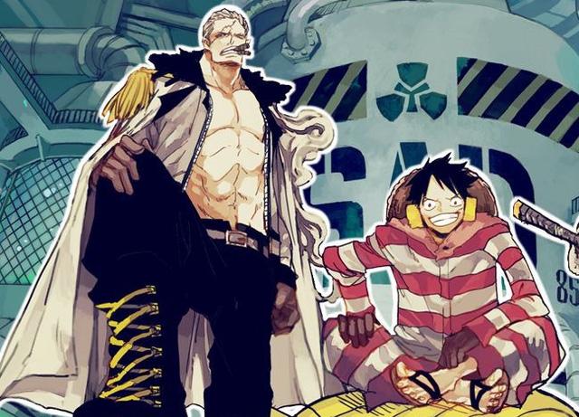 One Piece: Hải quân và hải tặc, công lý chính nghĩa hay người xấu sẽ quyết định trong tay kẻ chiến thắng - Ảnh 4.