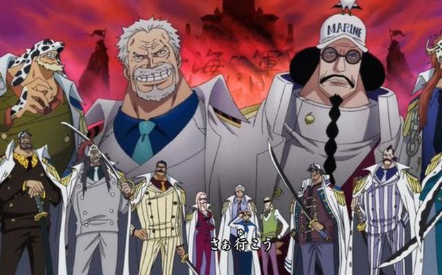 One Piece: Hải quân và hải tặc, công lý chính nghĩa hay người xấu sẽ quyết định trong tay kẻ chiến thắng - Ảnh 1.