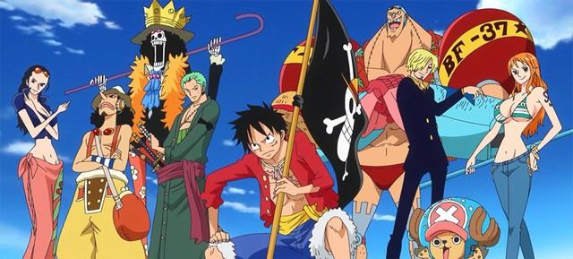 One Piece: Hải quân và hải tặc, công lý chính nghĩa hay người xấu sẽ quyết định trong tay kẻ chiến thắng - Ảnh 2.
