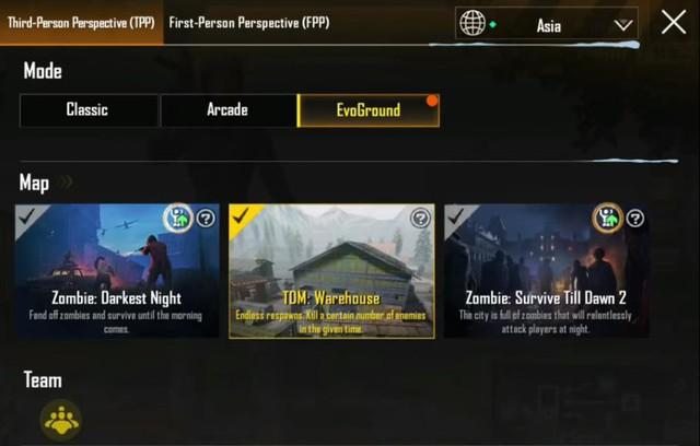 PUBG Mobile phiên bản 0.13 thêm súng Bizon, chế độ Team Deathmatch, event và avatar Godzilla,... - Ảnh 2.