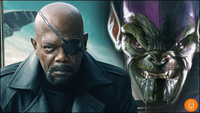 Đạo diễn Marvel lý giải sự thật đằng sau tin đồn Nick Fury là một người Skrull - Ảnh 1.