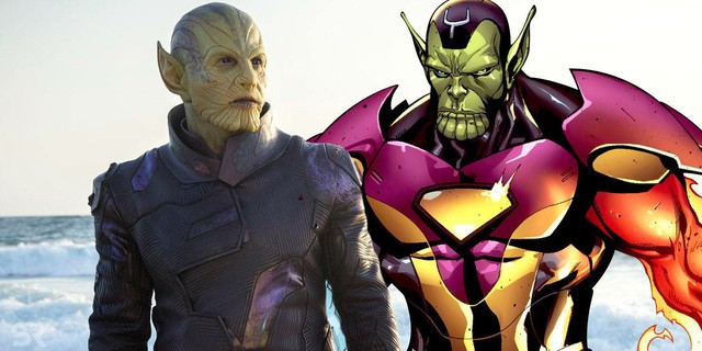 Đạo diễn Marvel lý giải sự thật đằng sau tin đồn Nick Fury là một người Skrull - Ảnh 4.