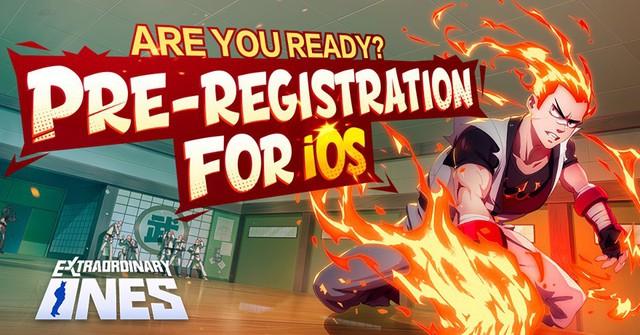 Extraordinary Ones mở đăng ký trên iOS, sắp quyết đấu Liên Quân Mobile thật rồi - Ảnh 2.