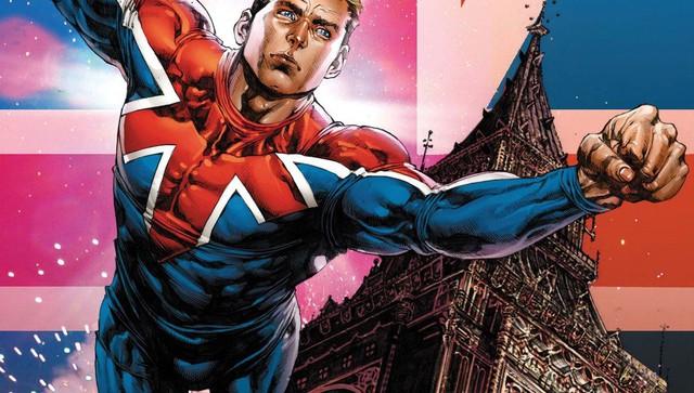 Đội trưởng Anh sẽ là ứng cử viên sáng giá thay thế vai trò của Captain America trong giai đoạn 4 MCU - Ảnh 2.