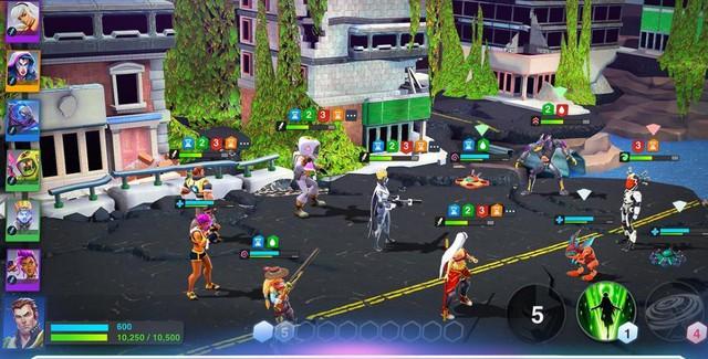 Tổng hợp game mobile mới thuộc thể loại turn-based đáng chơi nhất lúc này (P1) - Ảnh 2.