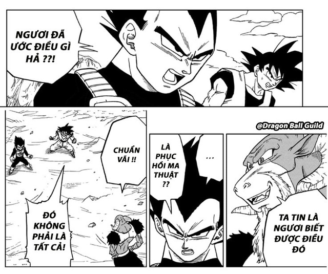 Dragon Ball Super: Bí mật về điều ước của Moro và tiền đề xuất hiện boss mới gây nguy hiểm cho vũ trụ 7 - Ảnh 2.