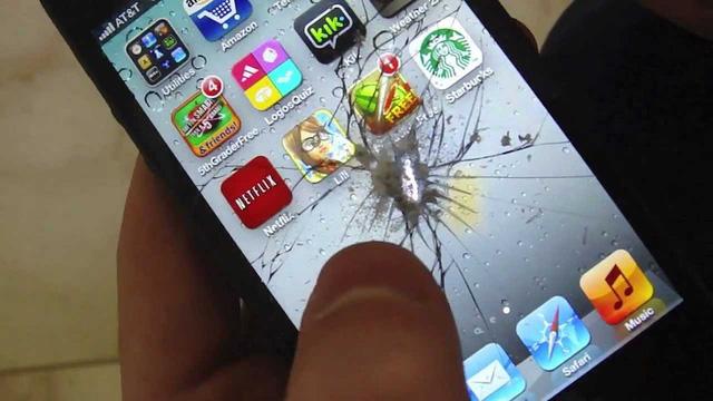 """Cảnh báo: Chơi Tam Quốc Vi Diệu có thể dẫn đến """"thảm họa""""… vỡ màn hình smartphone? - Ảnh 2."""