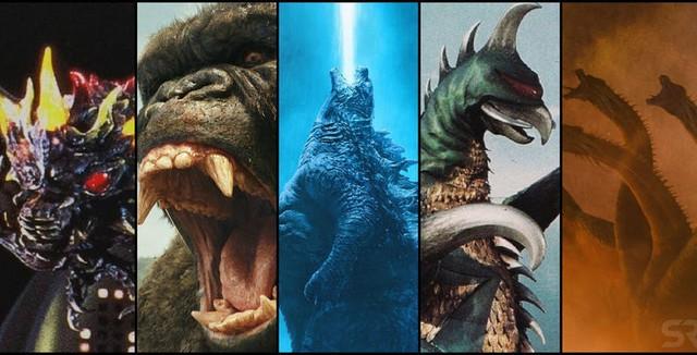 Không chỉ 4 mà có tận 17 quái vật khổng lồ sẽ xuất hiện trong Godzilla: King Of The Monsters? - Ảnh 18.