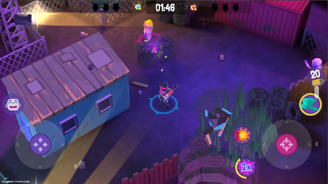 Loạt game mobile sinh tồn thế giới mở siêu hấp dẫn cho anh em quẩy cả ngày (P.1) - Ảnh 3.