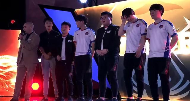 Liên Quân Mobile Hàn Quốc chọn team dự AWC: không còn Rush, HAK, Sun, Chaser hay JJAK - Ảnh 1.
