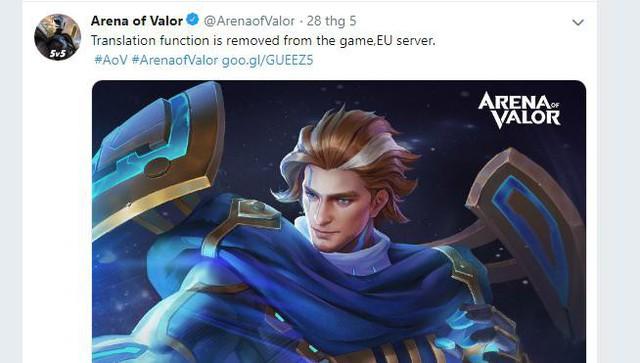 Động thái mới của Tencent khiến game thủ Liên Quân Mobile Châu Âu suy sụp - Ảnh 2.