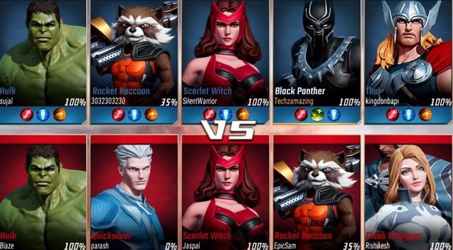 MARVEL Super War quá hot, người tham gia test đông tới mức... nghẽn cả server - Ảnh 1.