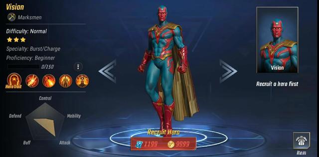 MARVEL Super War quá hot, người tham gia test đông tới mức... nghẽn cả server - Ảnh 5.