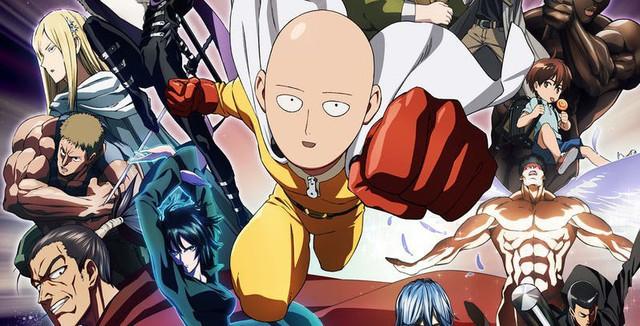One Piece đứng số 1 còn One-punch Man chỉ xếp thứ 10 trong bảng xếp hạng doanh thu - Ảnh 4.